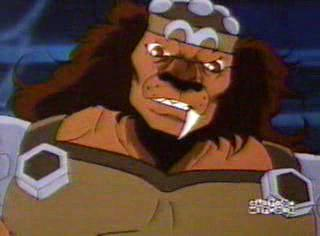 Thunder Thunder Thunder Cats on Grunt El Destructor Thundercats   Nocturnar